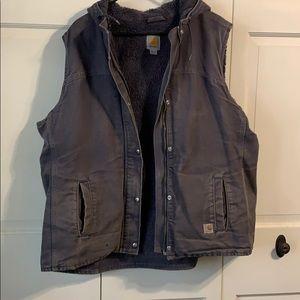 Carhartt Hooded vest
